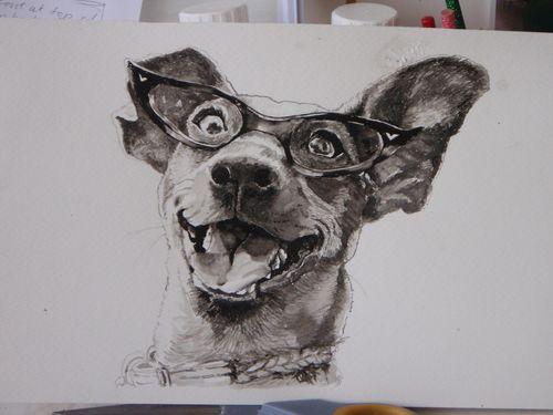 Happy dog 1 may 2013 002